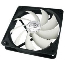 Arctic Cooling F12 Temperature Controlled Case Fan, Accurate Case Temperature Detection, 300-1350 RPM, 74 CFM/125.7 m3/h, 0.3 Sone AFACO-120T0-GBA01