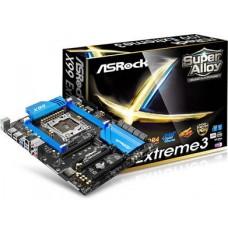 ASRock X99-EXTREME3/X99/4 x DDR4/2 x PCI-E3.0 x 16/1 x PCI-E x 16/10 x SATA3/1 x Ultra M.2./6 x USB 3.0/GBLAN/RAID/ATX X99-EXTREME3