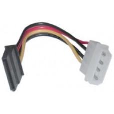 Molex Serial ATA Power Cable Converter 12cm RC-5052