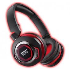 Creative Sound Blaster EVO Wireless NFC Bluetooth Gaming Headset, PC/Mac/PS4 , 40mm FullSpectrum driver, Dual mic array, Up to 8hrs batt (Black/Red) 70GH027000000